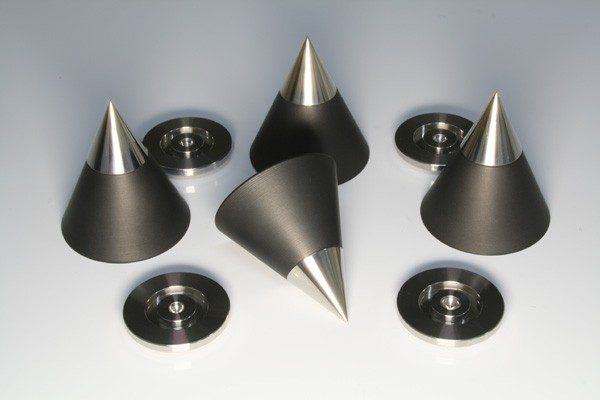 Everest Graphite Compound Cone